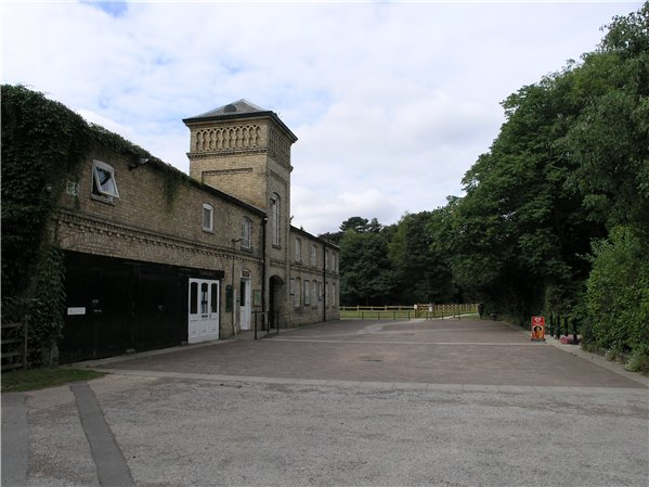 The Visitor Centre at Hartsholme Country Park, which is likely to have been built as the stable block to Hartsholme Hall.